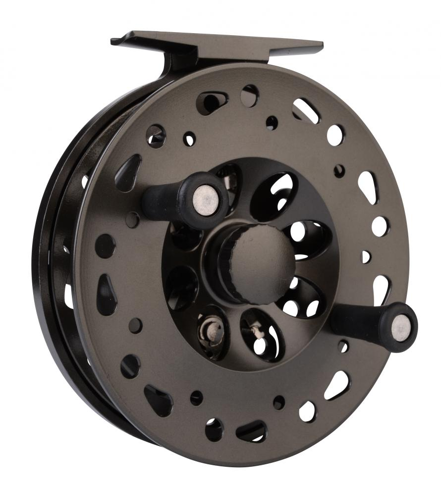 Ron thompson center pin reel bobco fishing tackle leeds for Center pin fishing