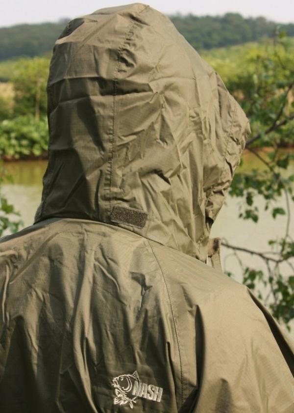 Nash lightweight waterproof jacket clothing bobco for Lightweight fishing pants