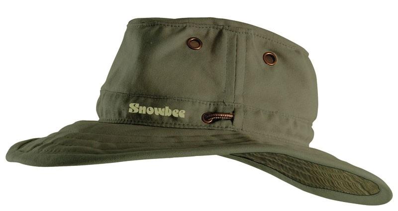 Snowbee wide brim hat headwear clothing bobco fishing for Wide brim fishing hat
